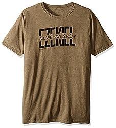 Ezekiel Men's Magno Premium T-Shirt, Heather Green, X-Large