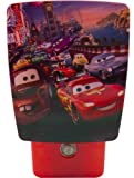 Jasco Products 11758 Disney Pixar Cars LED Wrap Around Shade Night Light