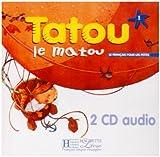 echange, troc Muriel Piquet - Tatou Le Matou Level 1 Class CD Set (2)