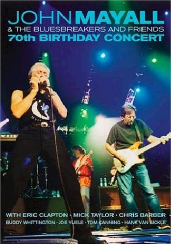 The 70th Birthday Concert [DVD] [2008]