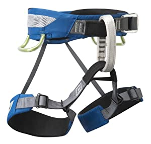 Black Diamond climbing belt Wiz Kid blue