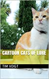 img - for Cartoon Cats of Lore book / textbook / text book