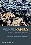 img - for Moral Panics: The Social Construction of Deviance book / textbook / text book