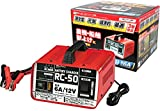 Meltec ( メルテック ) バッテリー充電器 定格6ADC-12V用 RC-50