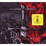 "Wer Wind Saet (Limited Edition plus Bonustracks und Bonus DVD)von ""Saltatio Mortis"""