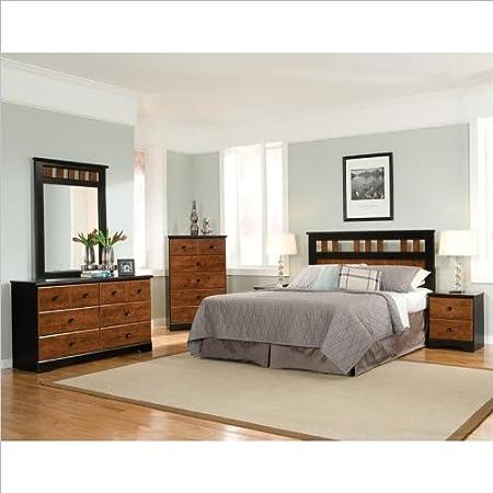 Standard Furniture Steelwood 5 Piece Headboard Bedroom Set