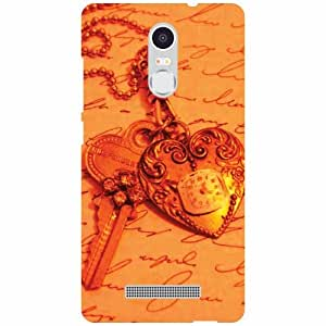 Printland Xiaomi Redmi Note 3 Back Cover High Quality Designer Case