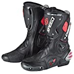 NEW Men's Motorcycle Racing Boots US 10.5 EU