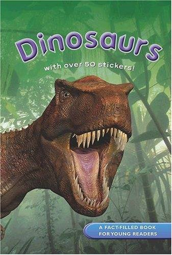 Reference Readers - Dinosaurs (Read and Discover)