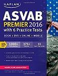 Kaplan ASVAB Premier 2016 with 6 Prac...