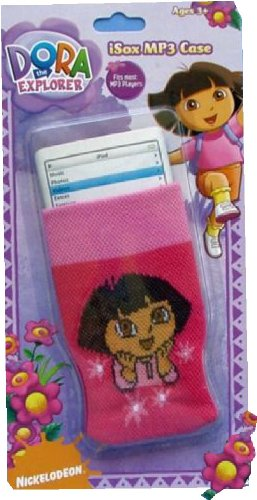 Dora the Explorer iSOX MP3 Player Case - 1