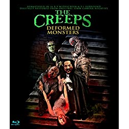 The Creeps Blu-ray [Blu-ray]