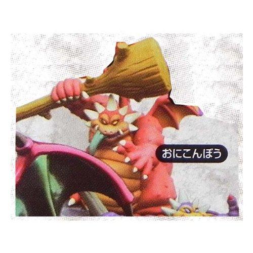 スクウェア・エニックス ドラゴンクエスト モンスターズギャラリー HD5 おにこんぼう 食玩フィギュア