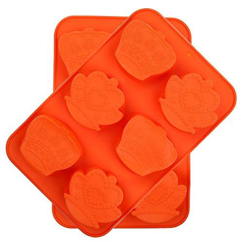 Orange Novelty Cake Supplies