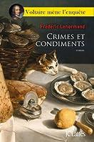 Crimes et condiments