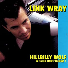 Hillbilly Wolf - Missing Links Vol. 1