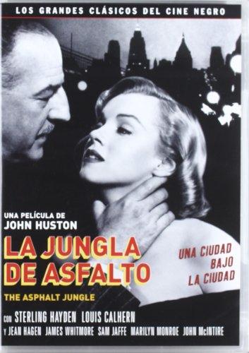 La Jungla De Asfalto (The Asphalt Jungle) [DVD]