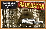 Sasquatch: Magnetic Poetry Kit