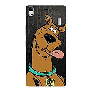 classic Plut Back Case Cover for Lenovo A7000
