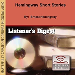 Hemingway Short Stories Audiobook