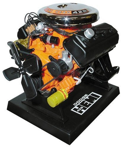 Liberty Classics Hemi 426 Engine Replica, 1/6th Scale Die Cast