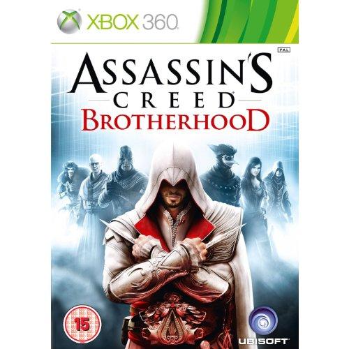 Assassin's Creed Brotherhood Codex Edition (Xbox 360)