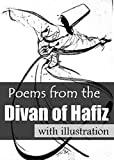 img - for Poems from the Divan of Hafiz: with illustration book / textbook / text book