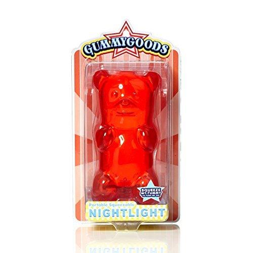 Gummygoods Nightlight - Red
