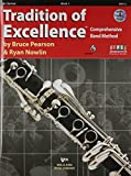 W61CL - Tradition of Excellence Book 1 Bb Clarinet