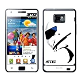Diabloskinz Vinyl Adhesive Skin,Decal,Sticker for the Samsung Galaxy S2 - The Stig