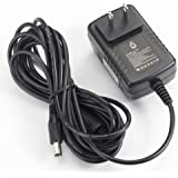 Intocircuit PSA-120S AC Adapter Power Supply - 9V 0.5A, 10ft Extra-long Cord