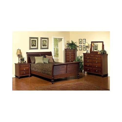 Chatham british isle sleigh bed accessories for Bedroom furniture amazon