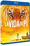 Life Of Pi (Blu Ray + DVD) (Region B) (Region 2) On stock