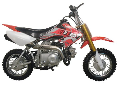Dirt bike 70cc Semi Automatic,