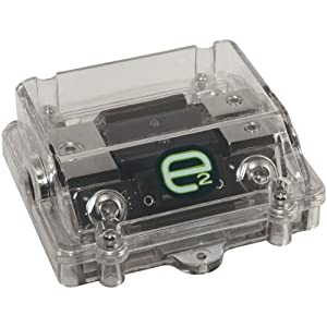 Scosche EWDB2 15.5mm To 9.5mm Dual ANL Distribution Block