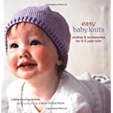 Easy Baby Knitsby Claire Montgomerie