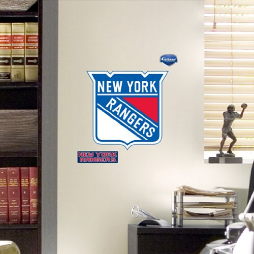 NHL New York Rangers Fathead Logo