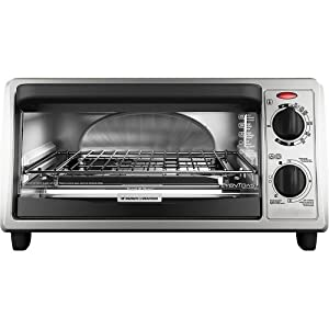 Black And Decker TO1322SBD 4-Slice Toaster Oven by Applica/Spectrum Brands
