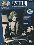 Led Zeppelin Ultimate Bass Play-Along, Volume 1: Led Zeppelin [With 2 CDs]