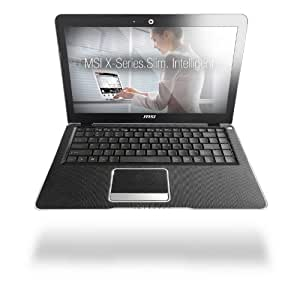 MSI X370-001US 13.4-Inch X-Slim Laptop - Black