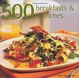 500 Breakfasts & Brunches Carol Beckerman