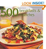 500 Breakfasts & Brunches