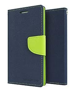 Sparkling Trends Mercury Goospery Flip Cover Back Case for LG Google Nexus 4 Blue