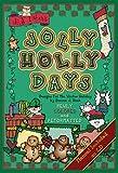 Jolly Holly Days Clip Art CD