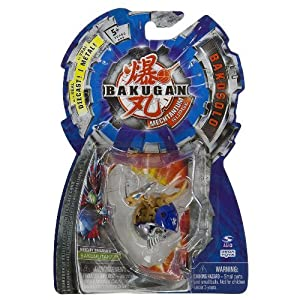Mercury Dragonoid BakuMutant (Aquos): BakuSolo Bakugan Mechtanium Surge -