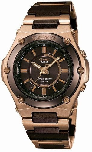 CASIO (カシオ) 腕時計 Baby-G G-ms Octra オクトラ タフソーラー電波時計 MSG-1500CGJ-5AJF レディース
