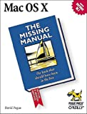 Mac OS X: The Missing Manual (0596000820) by Pogue, David
