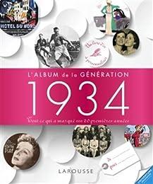 Génération 1934