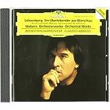 Schoenberg : Un Survivant de Varsovie - Webern : Oeuvres pour orchestre