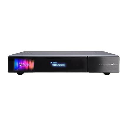 Vu + duo² 1x DVB-S2/1x Twin Linux Récepteur DVB-C/T2Tuner Disque dur 500Go FULL HD 1080p
